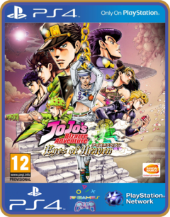 Ps4 Jojos Bizarre Adventure Eyes Of Heaven Bundle Psn Original 1 Mídia Digital