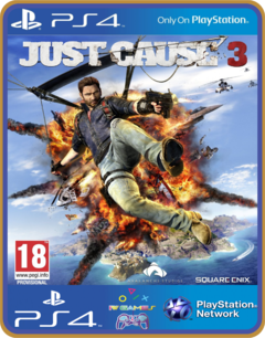 PS4 Just Cause 3 Psn Original 1 Mídia Digital