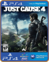 Ps4 Just Cause 4 midia digital