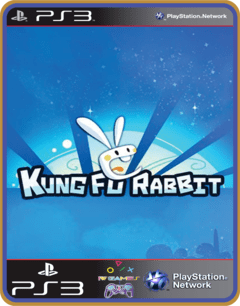 Ps3 Kung Fu Rabbit -  Original Mídia Digital
