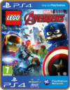 PS4 LEGO Marvels Avengers Psn Original 1 Mídia Digital