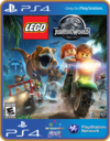 Ps4 Lego Jurassic World O Mundo Dos Dinossauros Psn Original 1 Mídia Digital