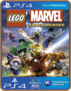 PS4 LEGO Marvel Super Heroes 1 Psn Original 1 Mídia Digital