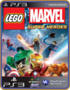 Ps3 Lego Marvel Super Heroes | Original Mídia Digital - comprar online