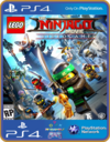 PS4 LEGO NINJAGO O Filme: Video Game - MIDIA DIGITAL ORIGINAL 1