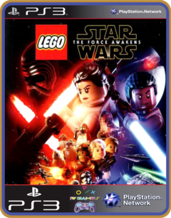 Ps3 Lego Star Wars The Force Awakens | Português Br - comprar online