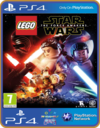 PS4 LEGO Star Wars The Force Awakens Psn Original 1 Mídia Digital