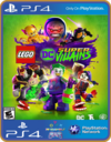 PS4  LEGO DC Super-Vilões - MIDIA DIGITAL ORIGINAL 1