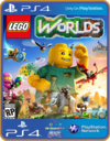 PS4 Lego Worlds Psn Original 1 Mídia Digital