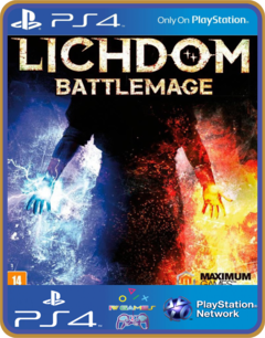 PS4 Lichdom Battlemage Psn Original 1 Mídia Digital
