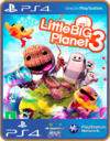 PS4 LITTLEBIGPLANET 3 Psn Original 1 Mídia Digital INGLÊS