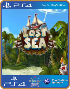 PS4 Lost Sea  - MIDIA DIGITAL ORIGINAL 1