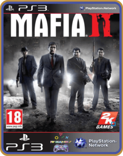Ps3 Mafia 2 - Mídia Digital