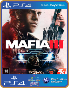 PS4 Mafia 3 - MIDIA DIGITAL ORIGINAL 1