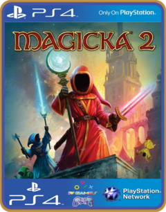 PS4 Magicka 2 Psn Original 1 Mídia Digital