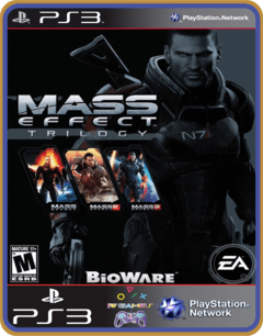 Ps3 Mass Effect Trilogy | Mídia Digital - comprar online