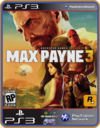 Ps3 Max Payne 3   - Mídia Digital