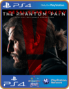 PS4 METAL GEAR SOLID 5 THE PHANTOM PAIN - MIDIA DIGITAL ORIGINAL 1
