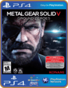 Ps4 Metal Gear Solid V 5 Ground Zeroes Psn 1 Mídia Digital