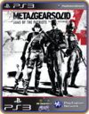 Ps3 Metal Gear Solid 4 Guns Of The Patriots Mídia Digital