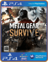 Ps4 Metal Gear Survive Psn Original 1 Mídia Digital