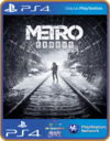PS4 Metro Exodus Psn Original 1 Mídia Digital