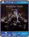 PS4 Middle-earth Shadow of War  - MIDIA DIGITAL ORIGINAL 1 - Inglês