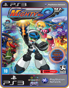 Ps3 Mighty No 9 |  Original Mídia Digital - comprar online