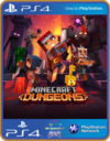PS4 Minecraft Dungeons PSN ORIGINAL 1 MÍDIA DIGITAL