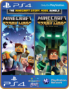 ps4 Minecraft: Story Mode - temporada 1 e 2 completa digital