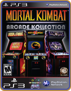 Ps3 Mortal Kombat Arcade Kollection | Mídia Digital