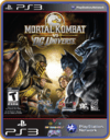Ps3 Mortal Kombat Vs Dc Universe - Psn Midia Digital