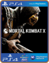 Ps4 Mortal Kombat X midia digital
