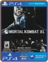 Ps4 Mortal Kombat Xl Psn Original 1 Mídia Digital