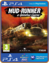 PS4 Spintires MudRunner Psn Original 1 Mídia Digital