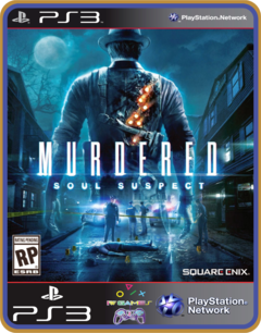 Ps3 Murdered Soul Suspect | Original Mídia Digital - comprar online