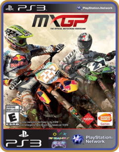 Ps3 Mxgp - The Official Motocross Videogame |  Mídia Digital - comprar online