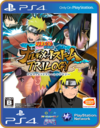 NARUTO SHIPPUDEN ULTIMATE NINJA STORM TRILOGY PS4 PSN