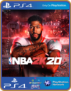 Ps4 NBA 2K20 midia digital