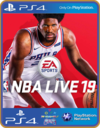 PS4 NBA LIVE 19: THE ONE EDITION - MIDIA DIGITAL ORIGINAL 1