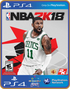 NBA 2K18 PS4 PSN MÍDIA DIGITAL ORIGINAL 1