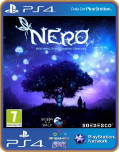 Ps4 Nero Nothing Ever Remains Obscure Psn Original 1 Mídia Digital