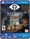 PS4 Little Nightmares Complete Edition Psn Original 1 Mídia Digital