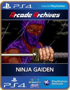 Ps4 Ninja Gaiden Original 1