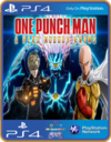 PS4 ONE PUNCH MAN A HERO NOBODY KNOWS Psn Original 1 Mídia Digital