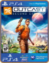 PS4 Outcast Second Contact Psn Original 1 Mídia Digital