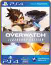 PS4  Overwatch   - MIDIA DIGITAL ORIGINAL 1