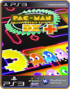 Ps3 Pac-man Championship Edition Dx+ Full | Midia Digital - comprar online
