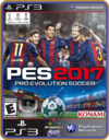Ps3 Pes 2017 Mídia Digital - comprar online
