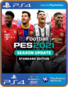 PS4 eFootball PES 2021 SEASON UPDATE PSN ORIGINAL 1 MÍDIA DIGITAL
